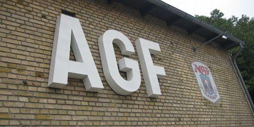 AGF + logo (diverse)
